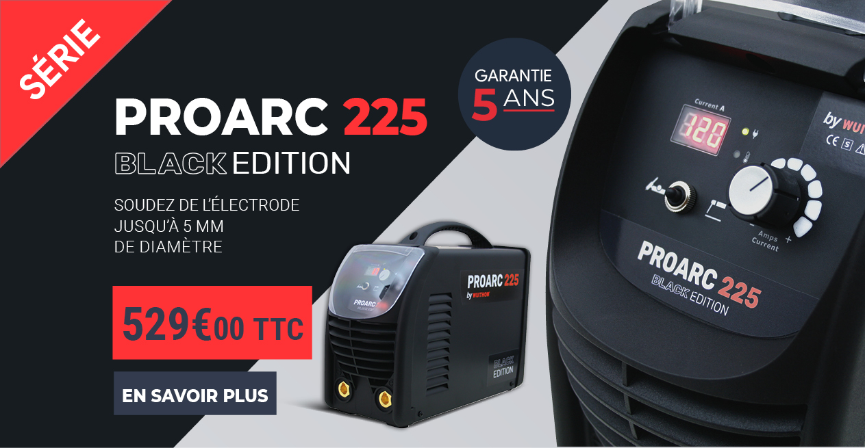 PROARC 225 Black Edition